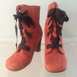 John Fluevog Robyn boots